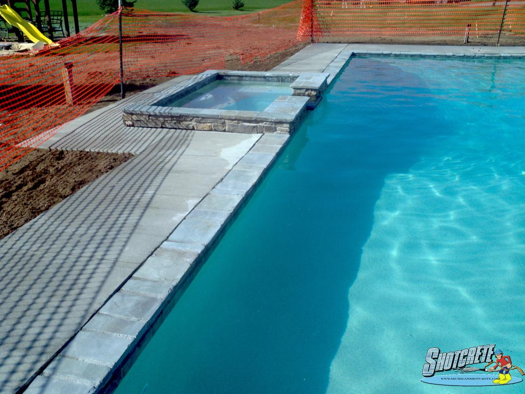 Ndk Contracting Llc Swimming Pool Builder Mi Stamped