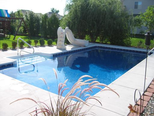 Ndk contracting llc swimming pool builder michigan pool for Pool show michigan